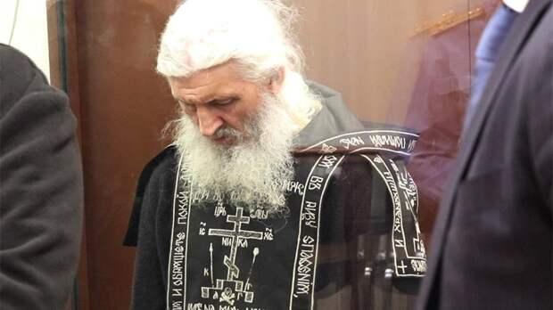 Суд продлил арест бывшему схиигумену Сергию