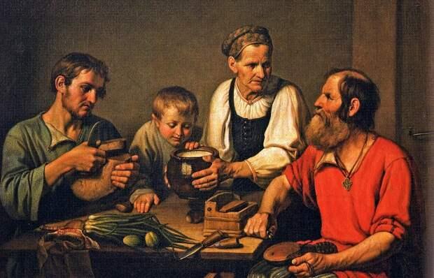 Традиционные русские блюда, которые готовили не так, как сейчас