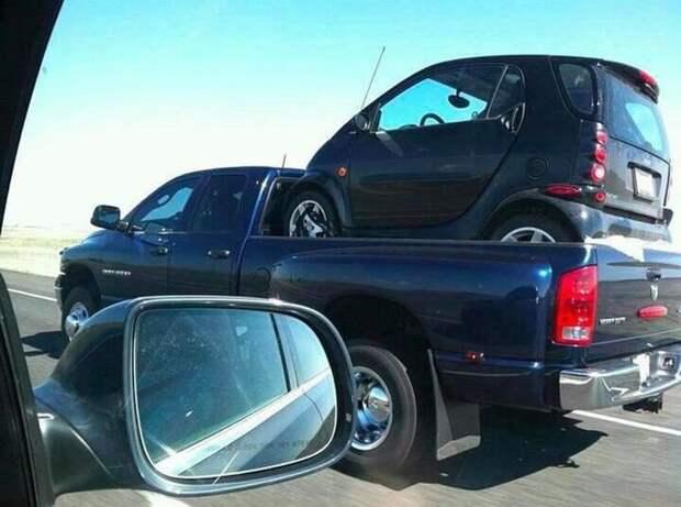 Свежая подборка автоприколов авто, автоприколы, приколы