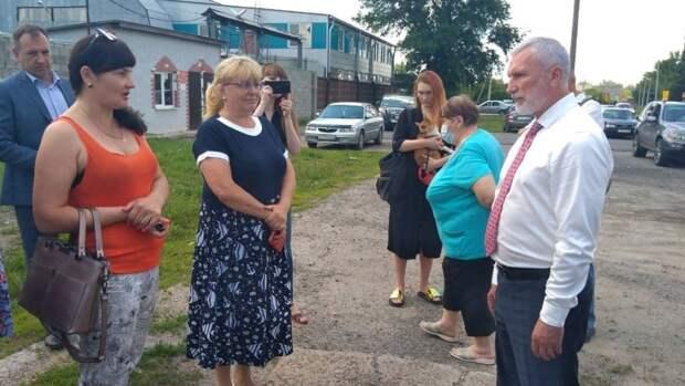 Алексей Журавлев посетил Курскую область для встречи с экоактивистами