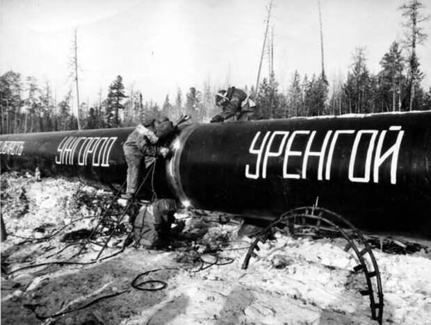 Как СССР выиграл «газовую войну» за Европу