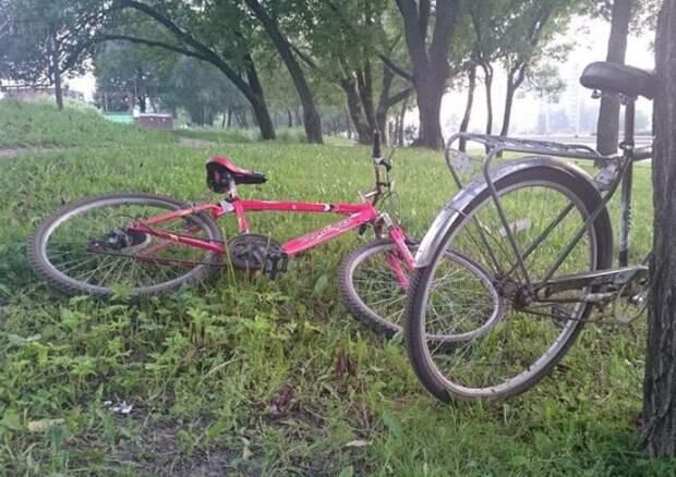 В Москве подросток свалился с велосипеда и умер в больнице