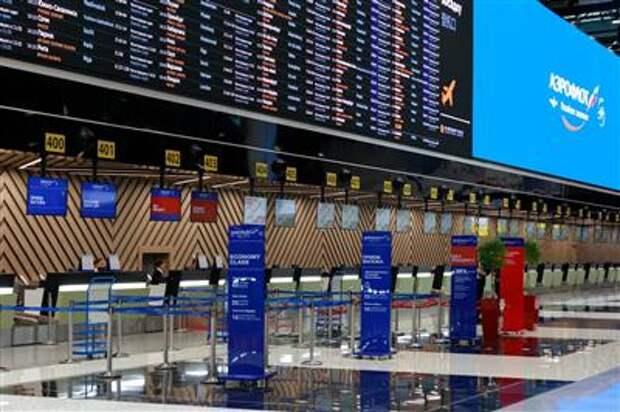 """""""Аэрофлот"""" начал выполнять полеты из Терминала С аэропорта Шереметьево"""