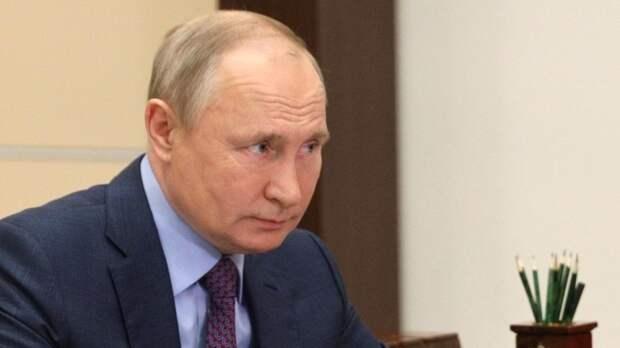 """Кадры с рабочим столом Путина """"в небе"""" появились в Сети"""