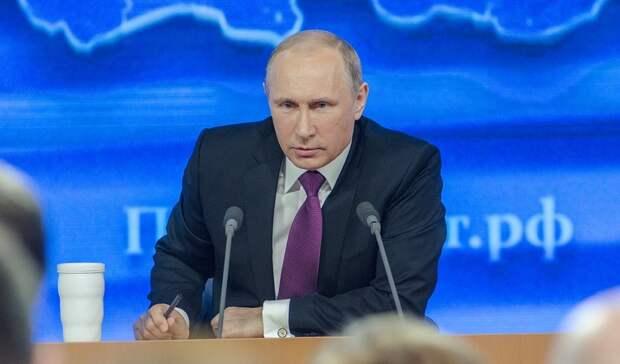 Путин поддержал активную роль волонтеров вполитической жизни страны