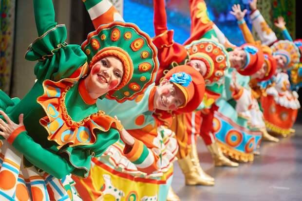 Концерт ансамбля народного танца «Каблучок» пройдет в Северном