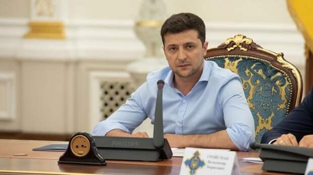 Зеленский удовлетворен уровнем озлобленности крымчан на Украину