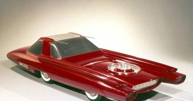 Ford Nucleon.