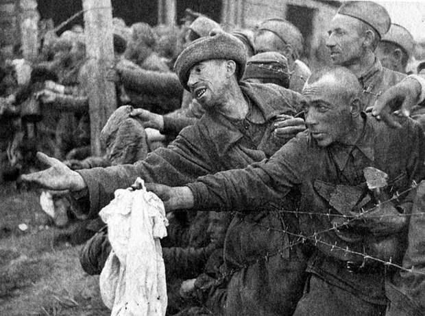 Кого из советских граждан немцы не брали в плен