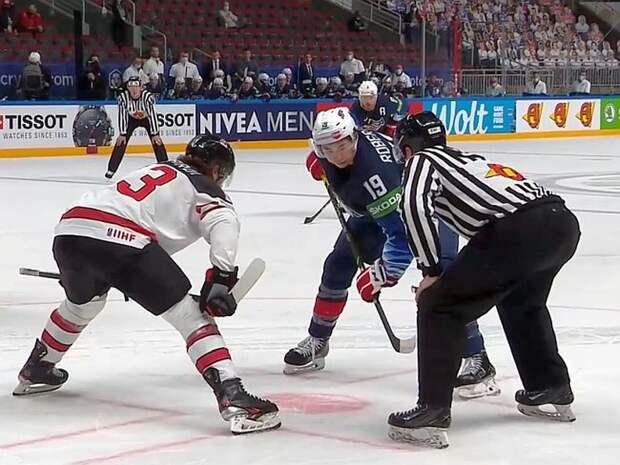 В финале ЧМ по хоккею встретятся канадцы и финны