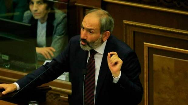 Пашинян запросил военной помощи у Путина
