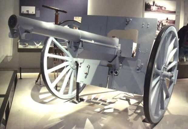Самые большие пушки в истории. 520-мм железнодорожная гаубица Obusier de 520 modele 1916