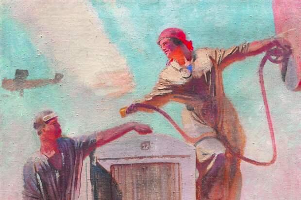 ВТретьяковке откроется выставка работ соцреалистов к300-летию Кузбасса