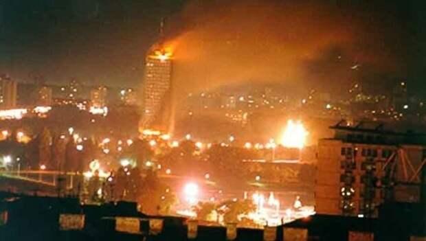 Серьезная нестыковочка между Боснией и Герцеговиной и НАТО