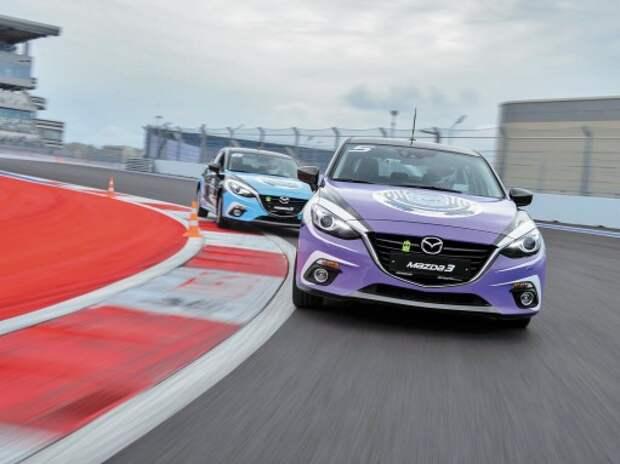 Mazda Sport Cup: курортный финал