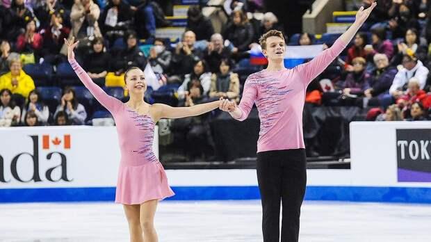 Бойкова/Козловский лидируют наSkate Canada. Они обошли даже вице-чемпионов мира Тарасову иМорозова