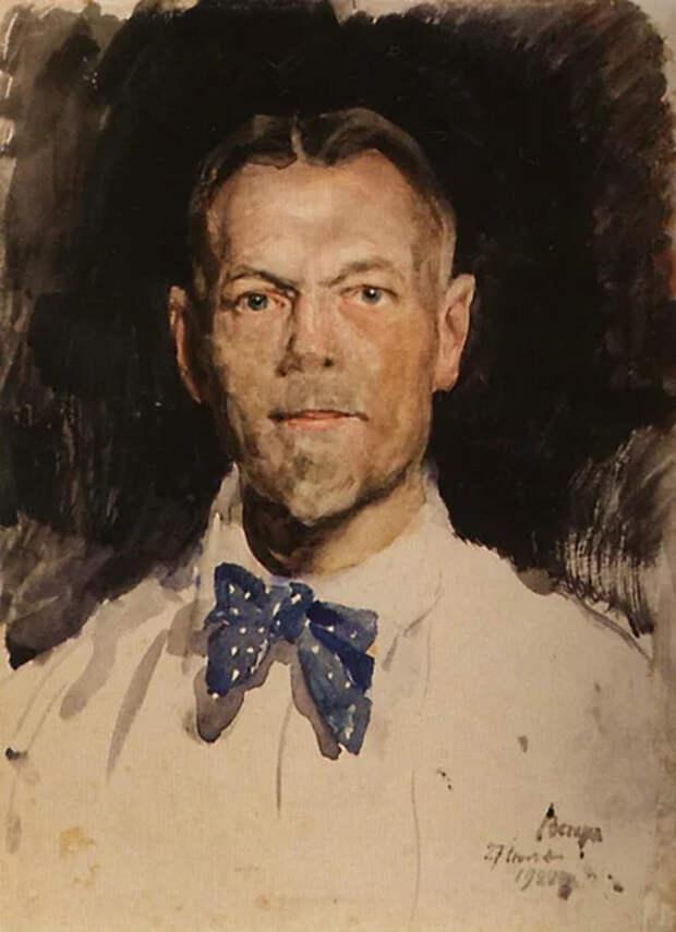Сергей Арсеньевич Виноградов - забытый русский импрессионист.