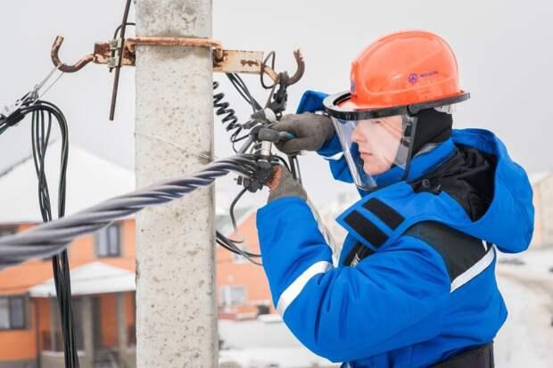 Нарушение электроснабжения в Ивановской области. Уточненная информация.