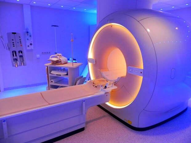 В Севастополе начал работу новый магнитно-резонансный томограф