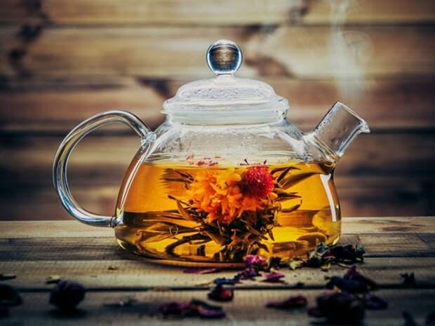 8 причин пить чай ежедневно