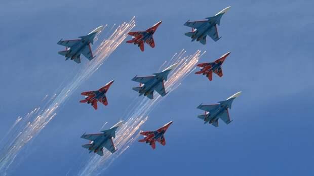 Сумасшедшие русские! Пилотаж российских лётчиков, поразивший мир