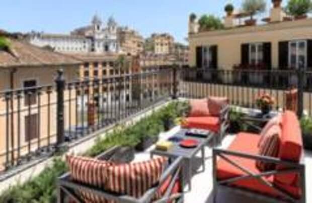 В Риме открылся Rocco Forte House