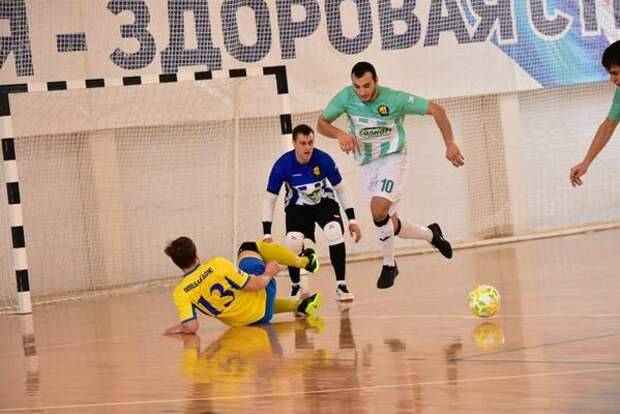 Обладателя кубка города по мини-футболу определят в Ульяновске