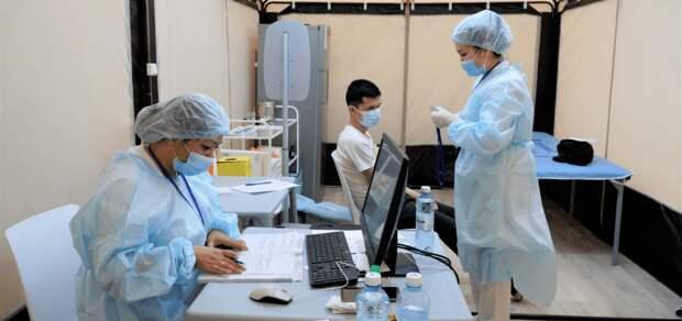 Почти четверть опрошенных казахстанцев оказалась против вакцинации от COVID-19