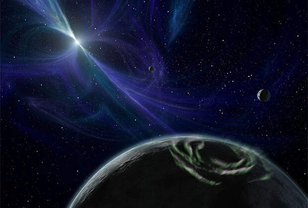 Преонные и кварковые звезды по внешнему виду могут сильно напоминать нейтронные звезды