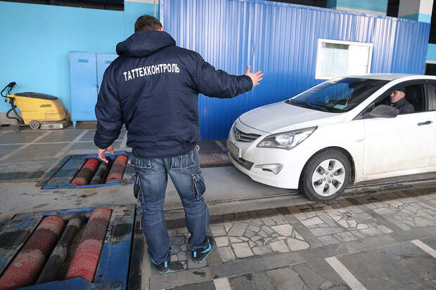 В МВД предложили водителям легковушек проходить техосмотр по желанию