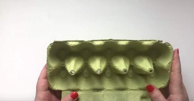Необычный способ использовать коробки от яиц, которым вы наверняка не пользовались