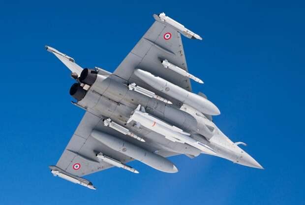 Французские ВВС испытали крылатую ракету, способную нести ядерную боеголовку
