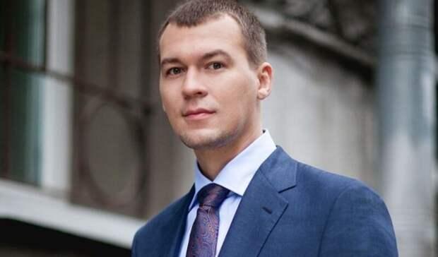 Глава Хабаровского края Дегтярев: Цель— миллион квадратных метров жилья вгод