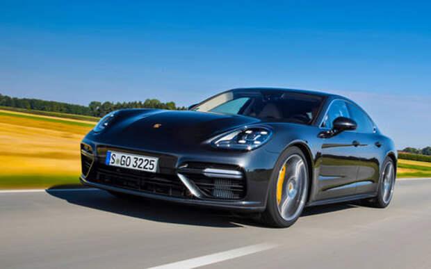 Porsche Panamera 2017: цитата из 911