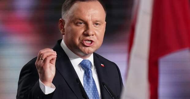 Польша психанула из-за предательства Байдена