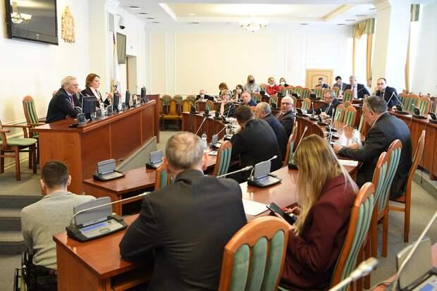 Нижегородские депутаты и общественники подготовили предложения в федеральный закон о занятости