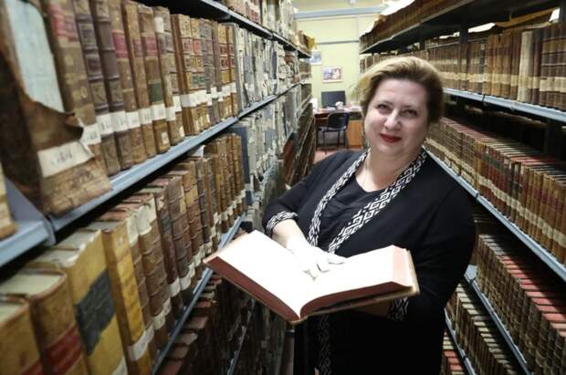 «Мой Нижний»: директор Ленинской библиотеки Ольга Лисятникова