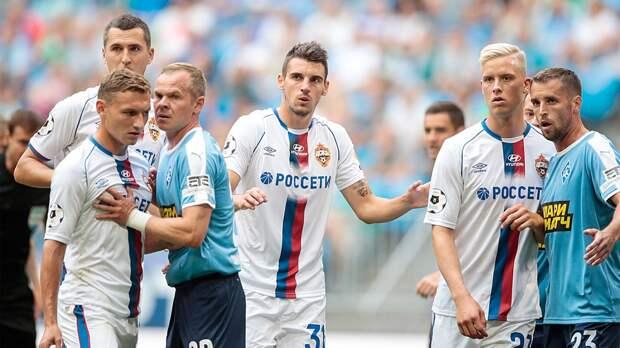Васин— полный провал. Привез два гола, ЦСКА без шансов проиграл вСамаре