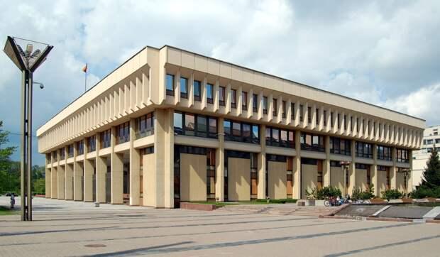 """Литва может лишиться трети территорий из за споров о """"калининградском транзите"""""""