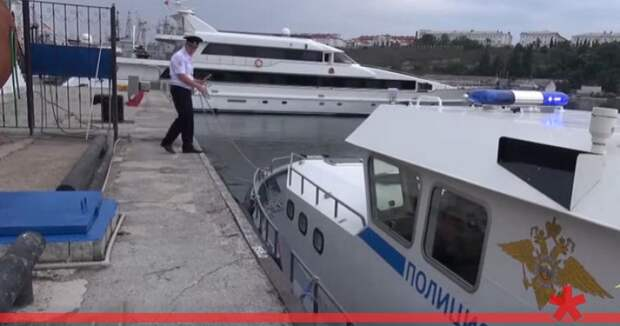 У полиции Севастополя появился патрульный катер