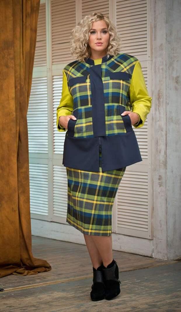 Весеннее преображение для модниц plus size. Советы от Эвелины Хромченко