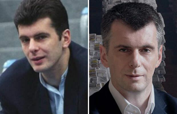 Как выглядели в юности богатейшие люди России