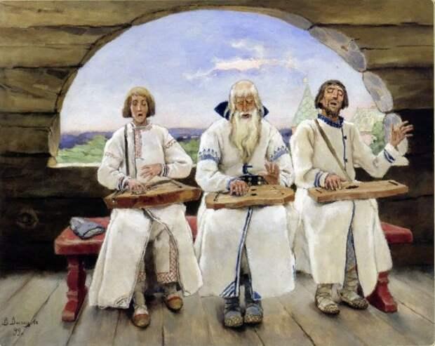 Параллельные мiры славян