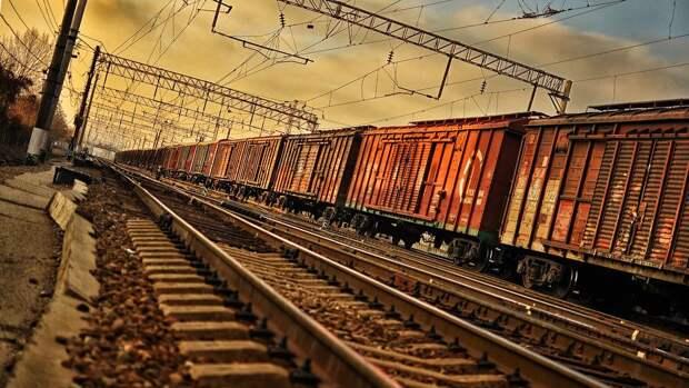 В Кузбассе сняли с грузового поезда двух томских студентов