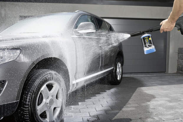 Как правильно помыть машину??