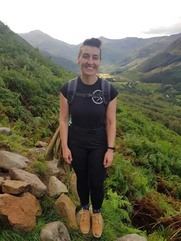 Вызов для тела идуха: британка похудела истала уверенной всебе благодаря ультрамарафону