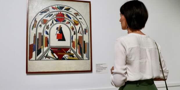 Лето русского авангарда: выставка Ивана Кудряшова открылась в Третьяковской галерее
