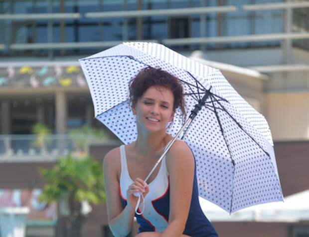 Янина Мелехова купила купальник Монро