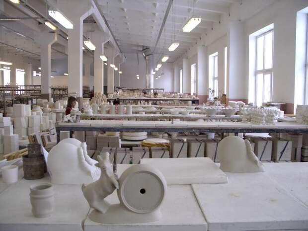 Фабрика «Гжель»