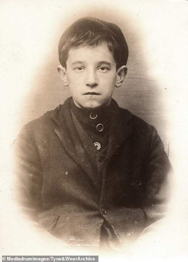 Маленькие преступники Викторианской эпохи